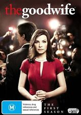 The Good Wife : Season 1 (DVD, 2010, 6-Disc Set)
