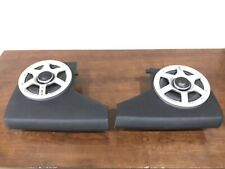"6.5"" Polk Car Audio Component Speakers Dodge Ram Kick Panel"