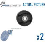 2 x NEW BLUE PRINT FRONT SUSPENSION ARM BUSH PAIR GENUINE OE QUALITY ADC48013