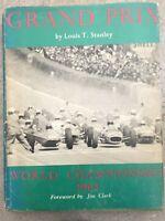 Grand Prix 1963 World Championship HC Book by Louis T. Stanley Motoring Racing
