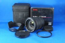 Near Mint Sigma 17-50mm F2.8 EX DC OS HSM Zoom Lens For PENTAX FromJapan