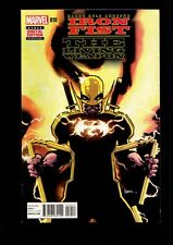 Iron Fist < the Living weapon > us Marvel Comic vol.1 # 010/'15