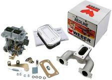 Weber Carburetor KIT AUSTIN For Mini MG MIDGET 948 1098 Manual Choke 32/36 DGV