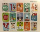 Disney Baby Photo Album Minnie or Mickey Mouse Snap  Share Milestone Cards