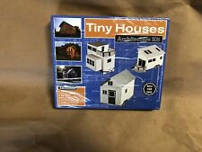 Tiny Houses Architecture Kit Model: New, Sealed