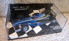 1999 JACQUES VILLENEUVE 1/43 MINICHAMPS PAULS MODEL ART BAR 01 SUPERTEC