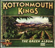 Kottonmouth Kings - The Green Album - Japan CD+1BONUS - NEW - 21Tracks