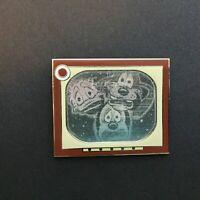 Twilight Zone Tower of Terror - Television Set Lenticular - Disney Pin 60193
