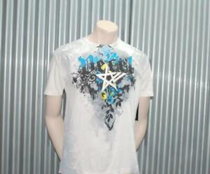 Ve'cel Vintage T-Shirt White Chester Bennington Linkin Park Vecel XL