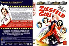 Ziegfeld Girl ~ New DVD ~ James Stewart, Judy Garland, Lana Turner (1941)