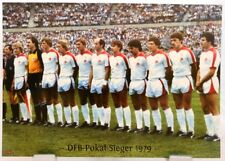 Fortuna Düsseldorf + DFB Pokal Sieger 1979 + Fan Big Card Edition F114 +