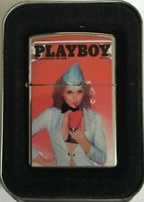 ZIPPO LIGHTER PLAYBOY MAY 1977 COVER FROM 2005, NEW OLD STOCK