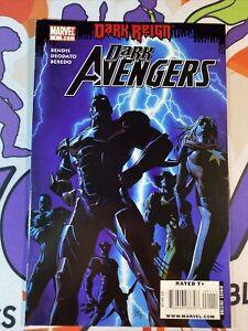 DARK AVENGERS #1 2009 First Appearance Of Norman Osborne as Iron Patriot Marvel