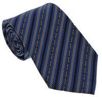 Roberto Cavalli ESZ041 05001 Grey Micro Geometric Tie