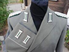 DDR KVP NVA Uniform Ausgang Rückwärtigen Dienste Major gestickt 1960er Jahre