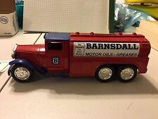VERY RARE ERTL Diamond T Tanker Truck - Barnsdall Oil