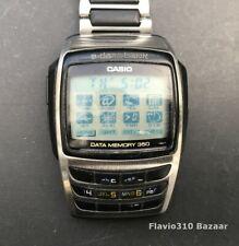 1995 CASIO EDB-610 (2550) E-Data Bank Memory 350 Calculator 35mm - New Battery