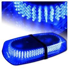 Excellent 12V 240 LED Emergency Hazard Warning Mini Bar Strobe Light- Blue