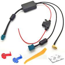 ✅ DAB+ KFZ Splitter Adapter Antenne Antennenverstärker DAB FAKRA STECKER SMB
