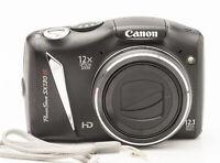 Canon PowerShot SX130 IS SX 130 IS Kompaktkamera Digitalkamera Kamera
