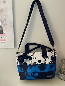 Ted Baker Nylon Tote Bag Xbody BNWTS Rrp £89 Bluebell