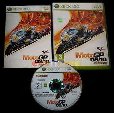 MOTOGP 09/10 XBOX 360 Vers Italiana Moto GP 1ª Edizione ••••• COMPLETO