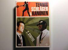 Tennis Schläger & Kanonen 2. Staffel ( 2006), neu & versiegelt
