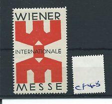 wbc. - CINDERELLA/POSTER - CF45 - EUROPE - WIENER  INT. MESSE