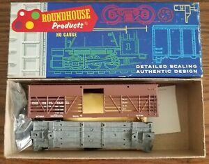 Roundhouse HO #3264 Pennsylvania Old Timer 36 ft Stock Car