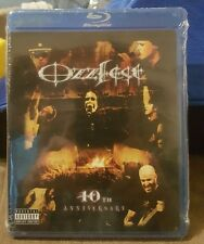 BLUE RAY DVD OZZFEST BRAND NEW FACTORY SEALED
