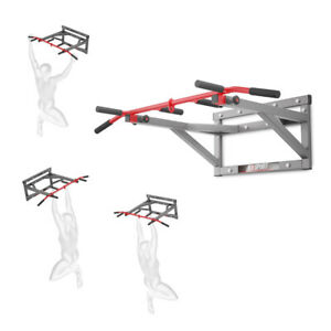 PULL UP BAR HEAVY DUTY ADJUSTABLE HOME GYM 350 KG CROSSFIT  FITNESS UK STOCK