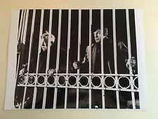 UN SINGE EN HIVER - VERNEUIL - GABIN / BELMONDO - PHOTO 18x24 CINÉMA PRESSE