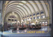 America Postcard - The Grand Hall at Union Station, St Louis, Missouri   B2449