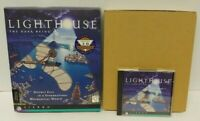 Lighthouse The Dark Being (PC/MAC, 1996) Rare Game Complete in Big Box Mint Disc