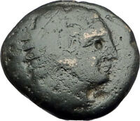 ALEXANDER III the Great 325BC Macedonia Ancient Greek Coin HERCULES CLUB i64539