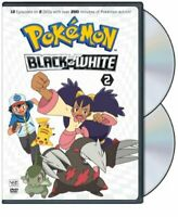 Pokemon Black & White Set 2 (DVD,2013)