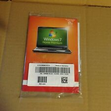 Microsoft Windows 7 Home Premium 64-Bit OEM Genuine DVD  For new Dell Machine