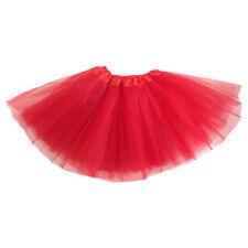 Women Adult Mesh Skirts Layer Underskirt Petticoat Fancy Tutu Pettiskirt Dresses
