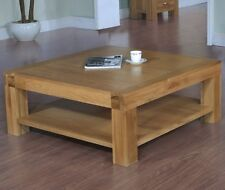 Wooden Square Modern Coffee Tables