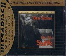 Sidran, Ben Mr. P`s Shuffle MFSL Gold CD Neu OVP Sealed