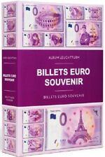 Album pour 420 billets zéro euro
