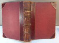 1865 THE GRAMMAR OF ORNAMENT 2nd ED. Owen Jones w/112 (100) Plates Architecture