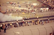 Don Prudhomme Plymouth Cuda 'Snake III' NHRA Supernationals - Vtg 35mm Negative