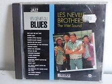 CD ALBUM Collection Les génies du blues NEVILLE BROTHERS Editions ATLAS 3018