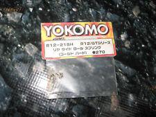 RC Yokomo Springs Pan Car (2) R12-21SH