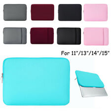 Carrying Sleeve Neoprene Cover Bag Case For Laptop / iPad / Tablet 11-15.6 inch