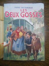 Pierre Decourcelle: Les deux gosses/ Editions Rouff, 1961