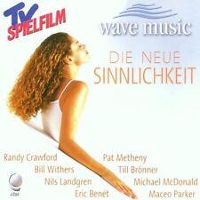 Wave Music-Die neue Sinnlichkeit Richard Elliott, Fattburger, D'Influen.. [2 CD]