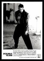 3 Original Pressefotos Double Team mit Jean Claude van Damme ## G 11460