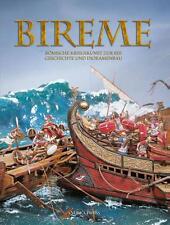 BIREME - Römische Kriegskunst zur See (Buch Geschichte und Dioramenbau Rom) NEU